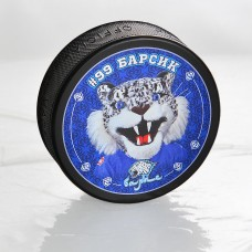 Шайба хоккейная RUBENA (Маскот Барсик)