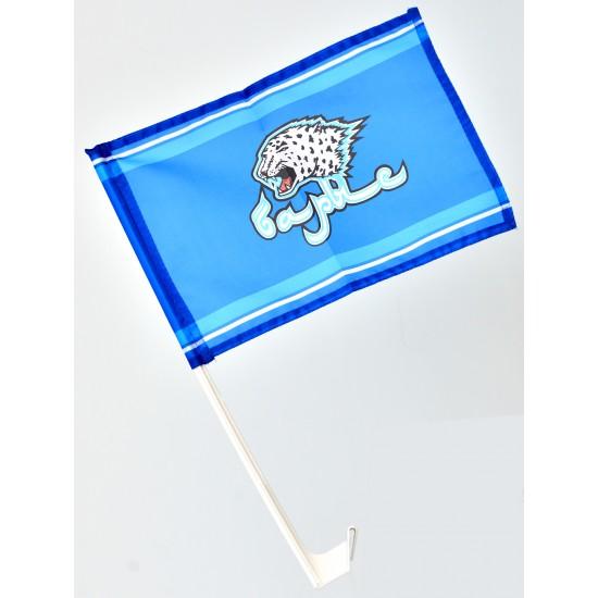 Авто-флаг ХК Барыс