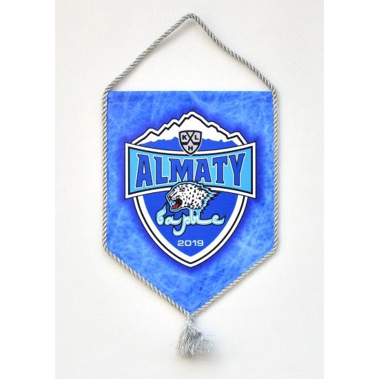 Вымпел клубный, Алматы А5