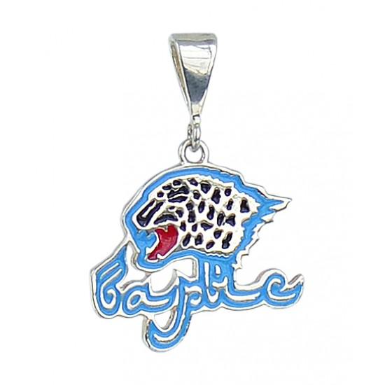 Подвески из серебра с логотипом Покупателя
