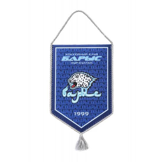 Вымпел клубный, логотип (2020-2021 сезон)